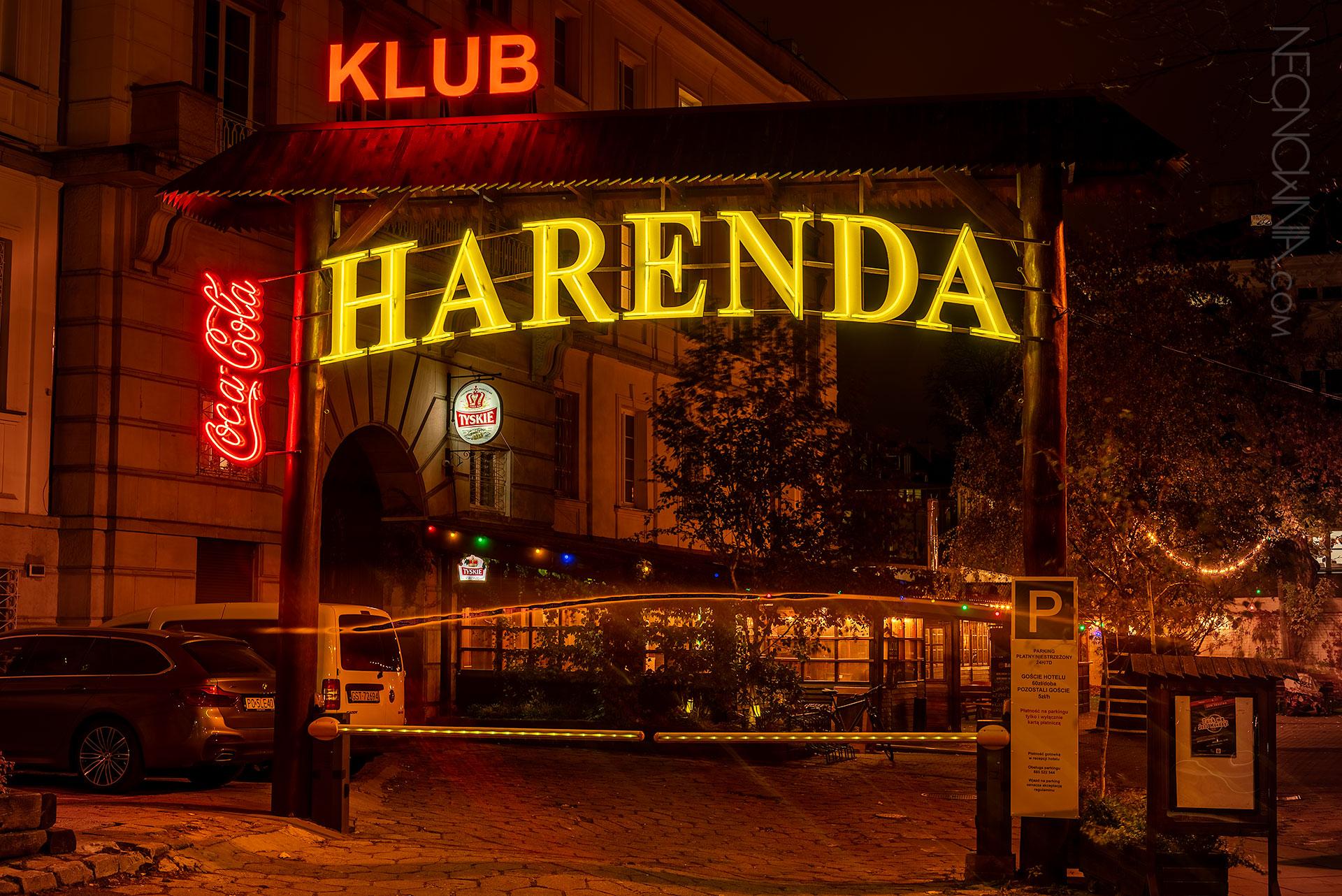 KLUB HARENDA