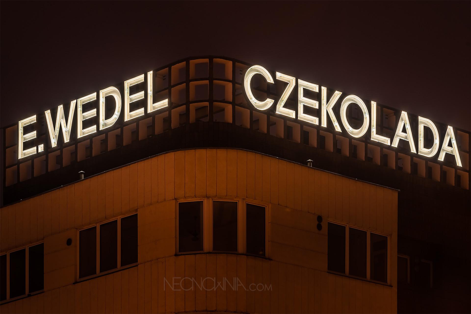 CZEKOLADA E.WEDEL